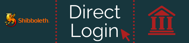 Direct Login Shibboleth